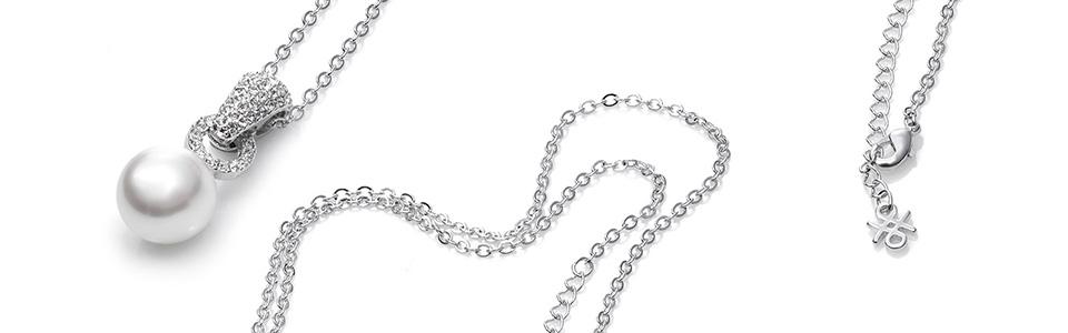 df918df287a Bisutería de moda económica con cristales tipo Swarovski - Joyas ...