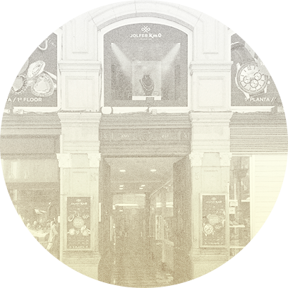 6ca6972f6488 Oficinas centrales-Joyería en Puerta del Sol-Madrid-Joyerías Jolfer - Joyas